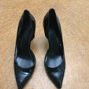 Jessica Simpson Patent Leather Black Pumps